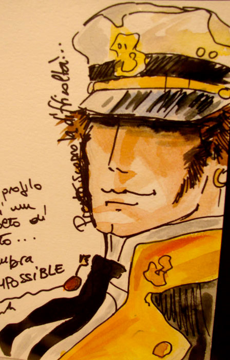 Corto Maltese Nella Serie Tv Animata Another Brick In Paris