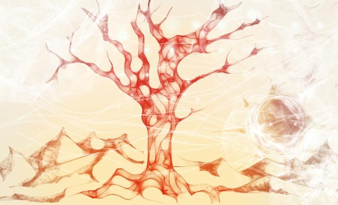 treesnowred