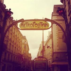 metropolitain paris
