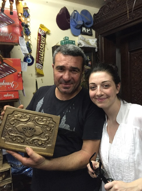 cyprus wood shop