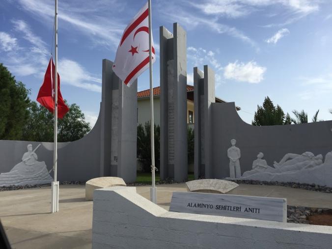 Turkish monument